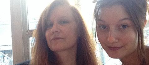 Karen Finley & Violet Overn