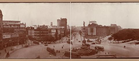Mandala: Reimagining Columbus Circle by Karen Finley