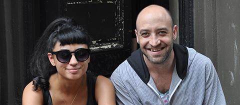Hayal Pozanti & Todd Shalom