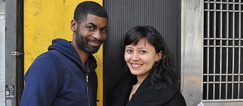 Michelle Boulé & Niegel Smith