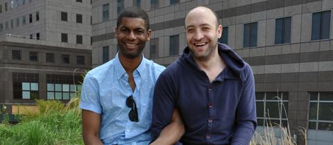 Todd Shalom & Niegel Smith