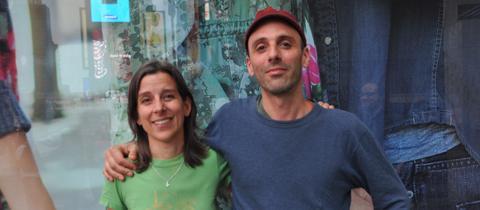 Nina Katchadourian & Andrew Zarou