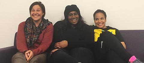 Pratt Institute students