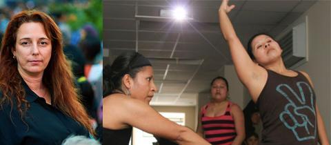 Tania Bruguera and Mujeres en Movimiento